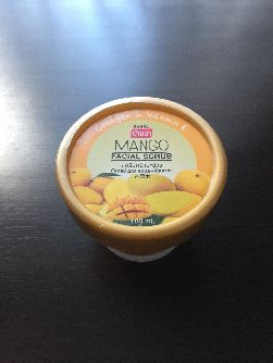 Скраб для лица Banna Mango