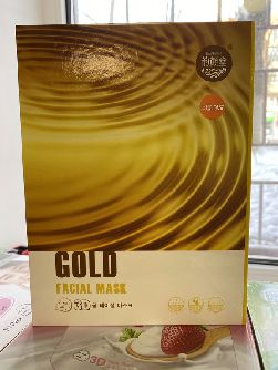 Belov Gold 3D Facial Mask