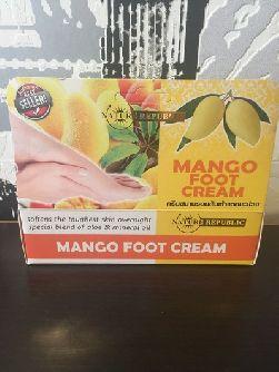 Крем для ног с Манго
