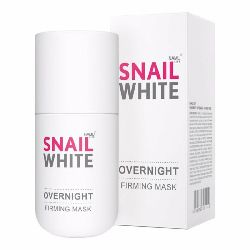 NAMU LIFE SNAIL WHITE OVERNIGHT FIRMING MASK