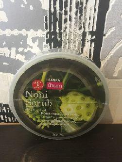 Скраб для тела Нони
